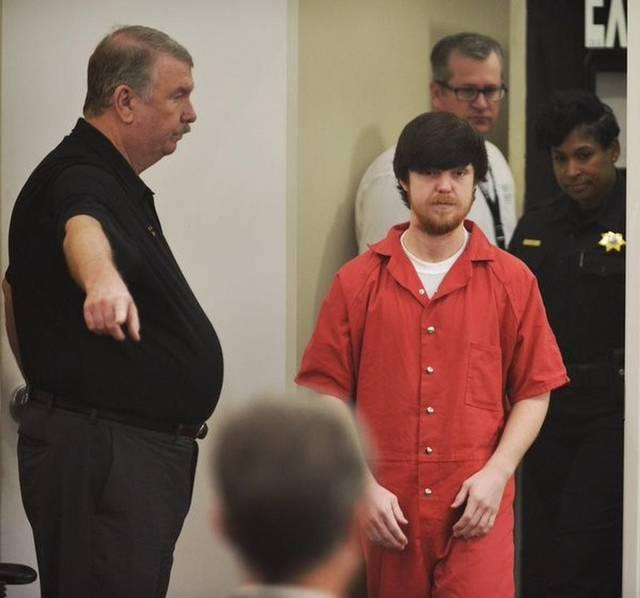 Ethan Couch appeared in court Wednesday in Fort Worth.