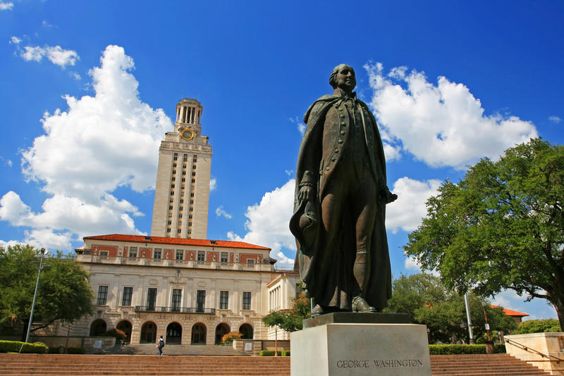 The top 10 percent rule in Texas gives high-performing high school students automatic admission into the best public universities in the state, including the University of Texas at Austin.
