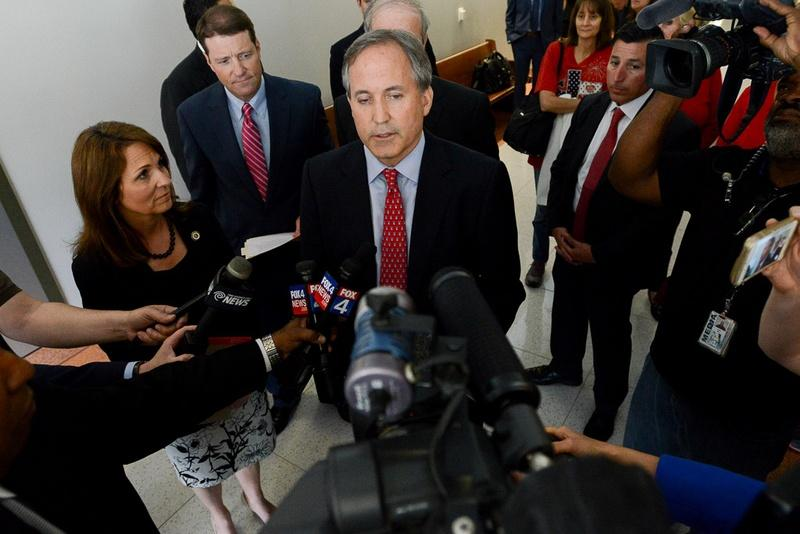 Texas Attorney General Ken Paxton is leading the 13-state lawsuit against the Obama administration's transgender student guidance.