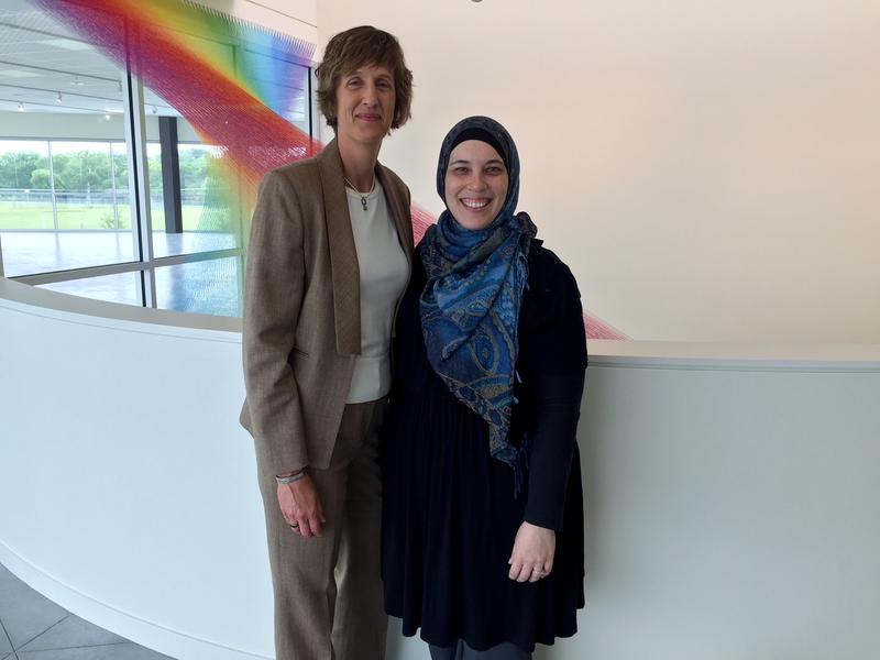 Cece Cox, CEO of Resource Center in Dallas, and Alia Salem, Executive Director of CAIR-DFW talked about the impact of the Orlando shooting on their communities.