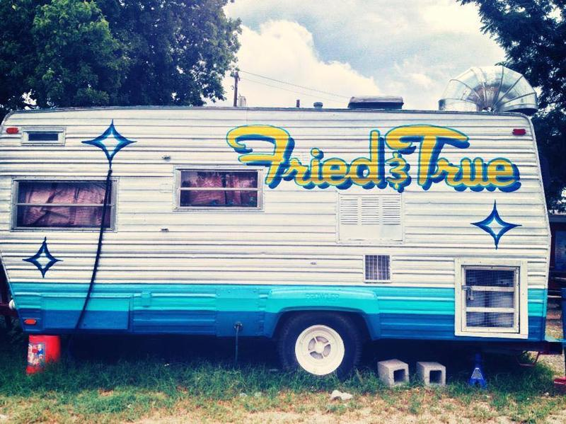 Fried and True, a trailer in Austin serving fair-quality fried food, was one of the Atlas Obscura editors' top picks for punny businesses.