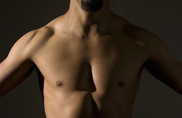 Can a male develop breast cancer