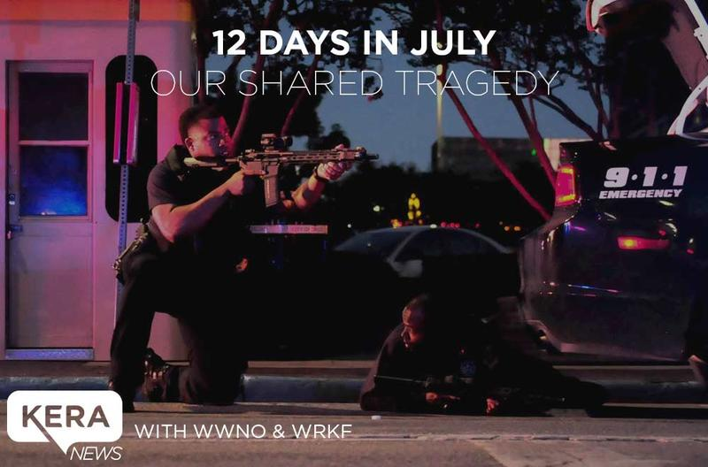 '12 Days In July: Our Shared Tragedy' airs at 1 p.m. Tuesday, July 26 in Baton Rouge, New Orleans, Dallas/Fort Worth and other cities.