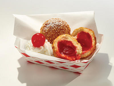 You can sample the now award-winning Fried Jell-O at the State Fair of Texas starting Sept. 30.