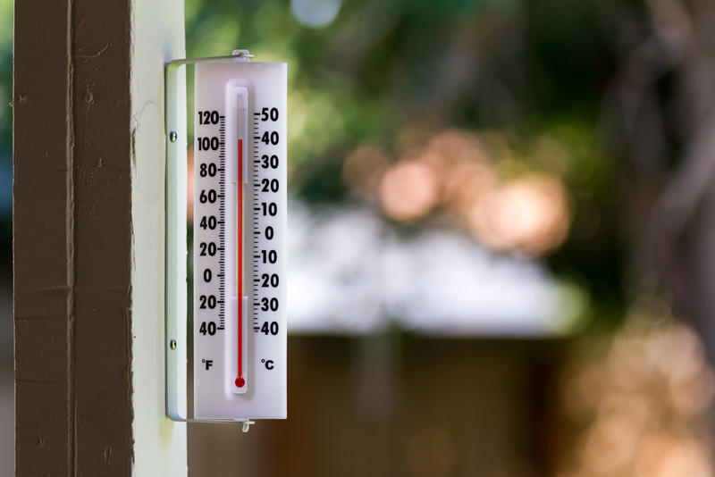 The World Climate Research Programme projects Dallas will see 98 days of 100-degree temperatures each year if climate trends aren't disrupted.