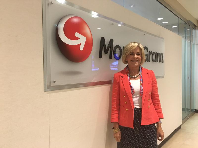 Pam Patsley served as CEO of MoneyGram International for six years. She will serve as executive chairman at MoneyGram through the end of 2017.