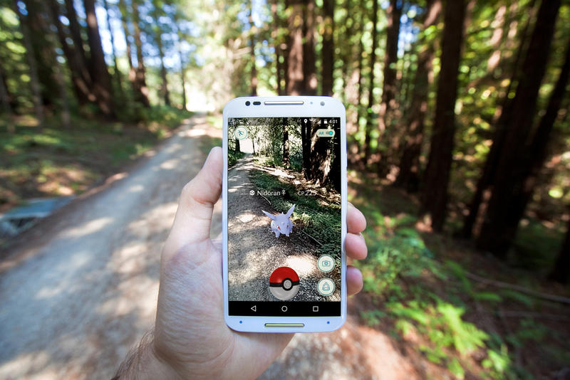 Pokémon Go is a free, location-based augmented reality game developed by Niantic and published by The Pokémon Company as part of the Pokémon franchise. It was released worldwide in this month for iOS and Android.