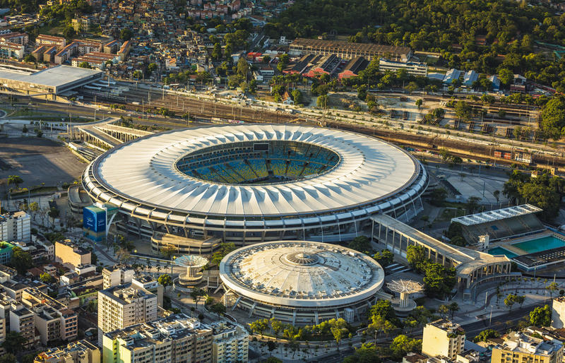 The Maracana Stadium will host the Opening Ceremony of the Rio 2016 Paralympic Games.