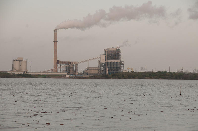 Gibbons Creek Steam Electric Station near Bryan is one of seven coal-fired power plants that are -- or soon will be -- uneconomical, according to a new report.