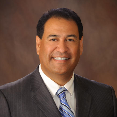 Roland Hernandez has served as superintendent of the Corpus Christi Independent School Board since August 2014.