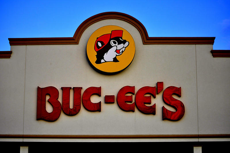 """Buc-ees was founded in 1982 by Arch """"Beaver"""" Aplin III and Don Wasek."""