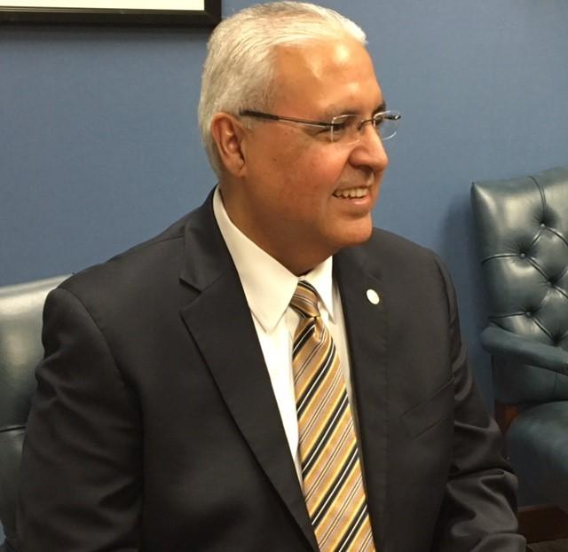 Marcelo Cavazos is the superintendent of the Arlington Independent School District.