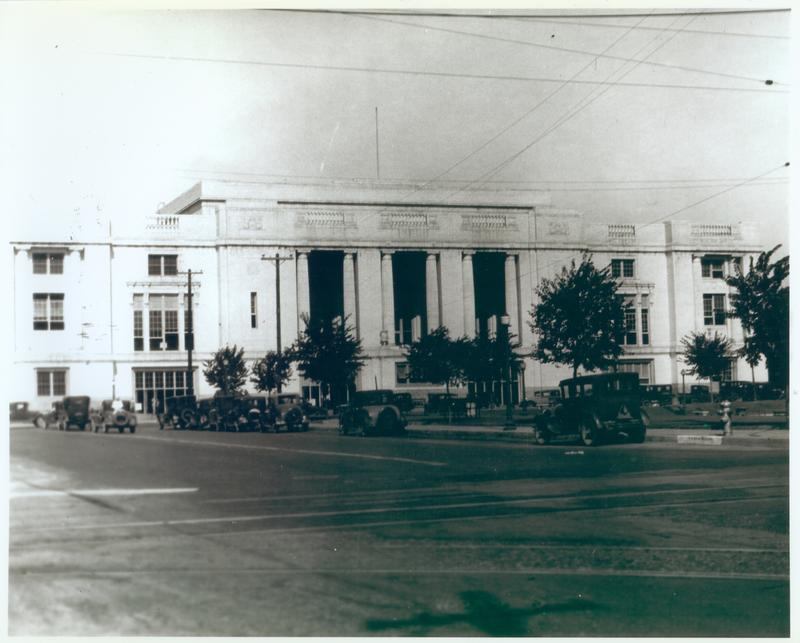 Union Station in 1925.