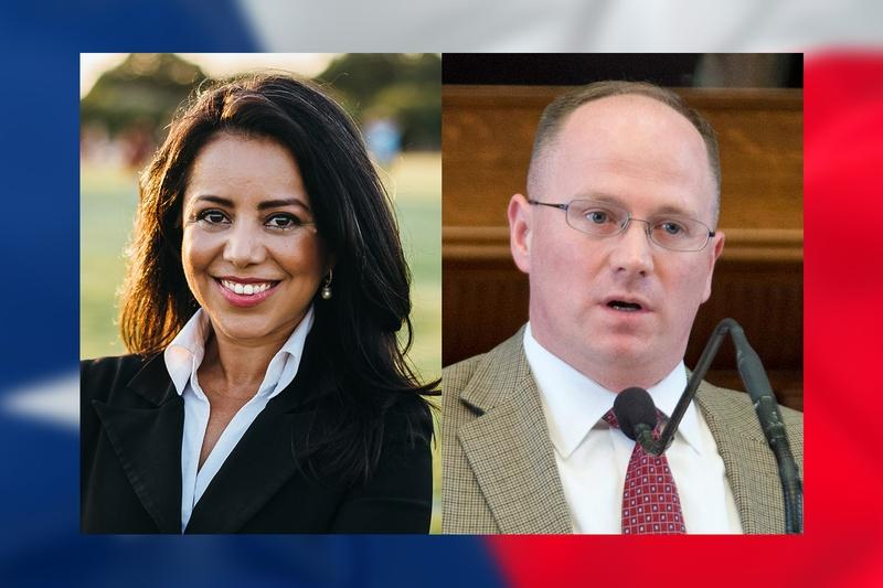 Democrat Victoria Neave is challenging state Rep. Kenneth Sheets, R-Dallas in House District 107.