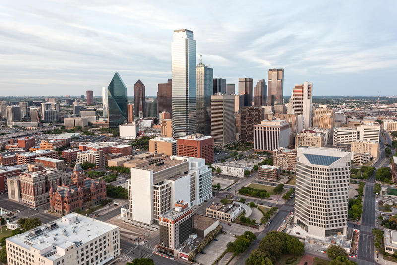 Dallas has the biggest deficit between the money needed to live well and what people actually make, a new report shows.