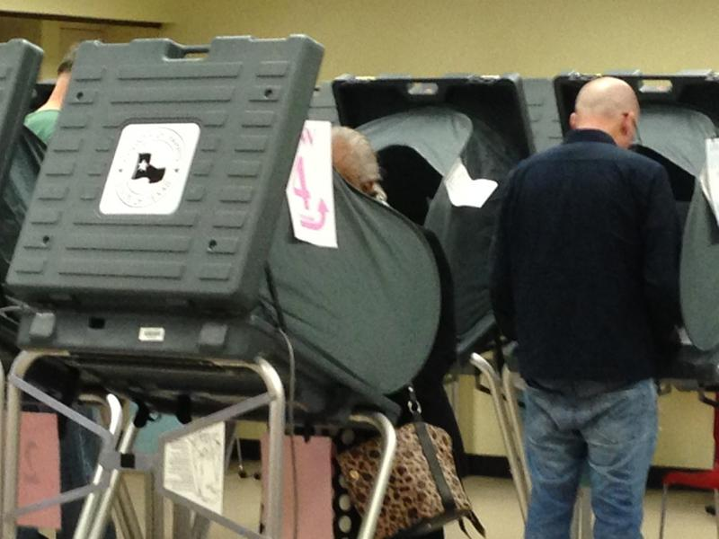 Some Texans  are concerned that electronic voting may lead to fraud at the polls but officials are responding to that.