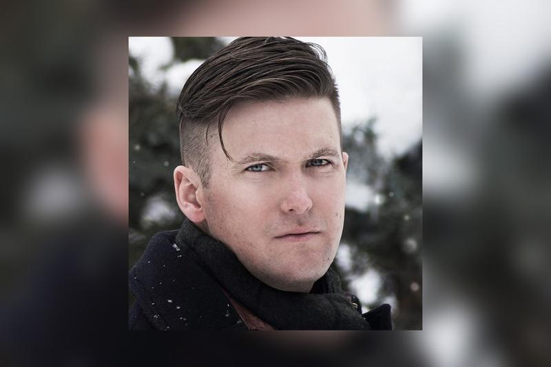 Richard Spencer, 38, is the head the National Policy Institute, a white nationalist think-tank.