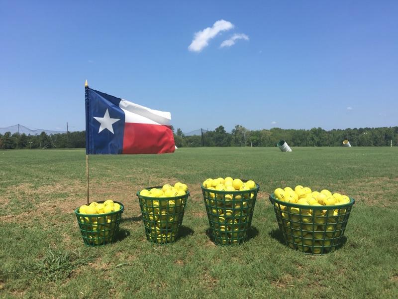 Alpine Target Golf Center in Longview, Texas.
