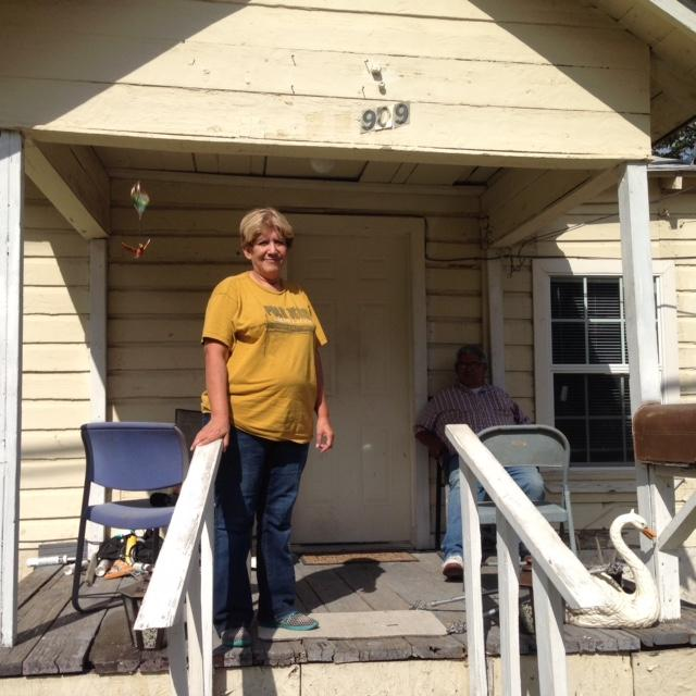 This tenant lives in an HMK home slated for closure in June. She chose to move out back in October of 2016.