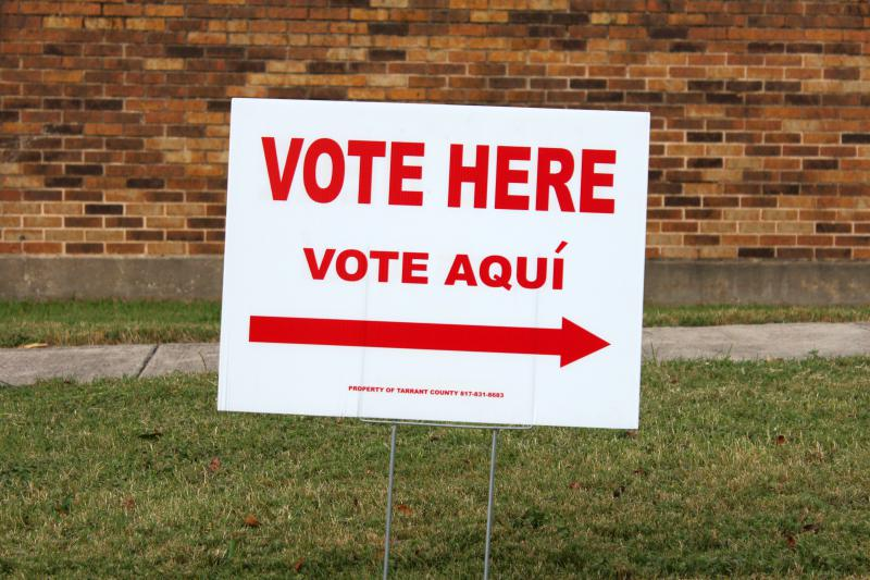 Dallas had the worst voter turnout of 6.14 percent in the last mayoral election. Fort Worth came in second with 6.48 percent voter turnout.