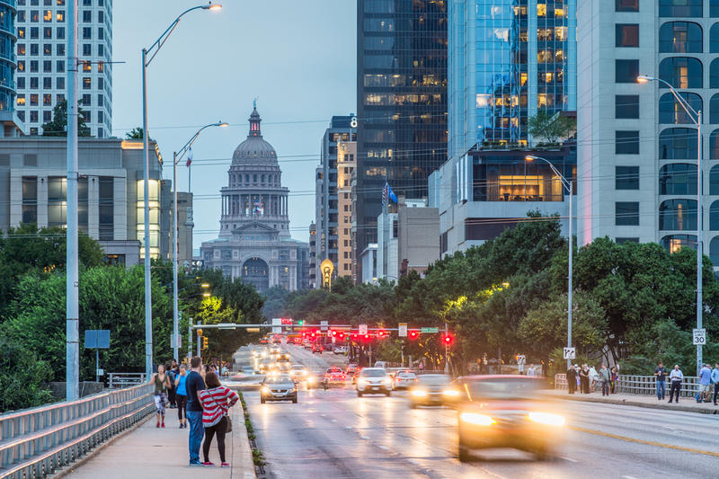 Austin was named the best city for job seekers in 2017 by Nerdwallet because of its low unemployment rate, high employed population growth and high median annual income.
