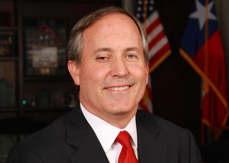 Attorney General Ken Paxton criticized a Killeen school's decision to remove a Peanuts-themed poster.