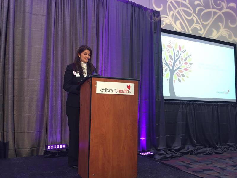 Dr. Any Partap, Assistant Professor of Pediatrics at UT Southwestern Medical Center.