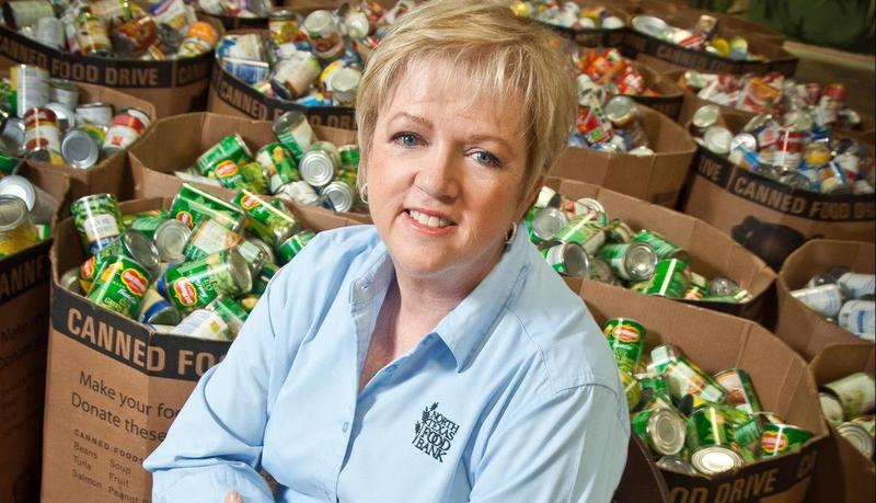 Jan Pruitt served at the North Texas Food Bank for two decades before her death on Jan. 2.