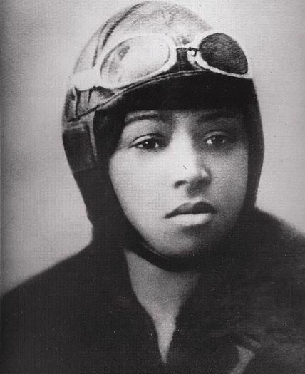 Bessie Coleman was born in Atlanta, Texas on Jan. 26, 1892.