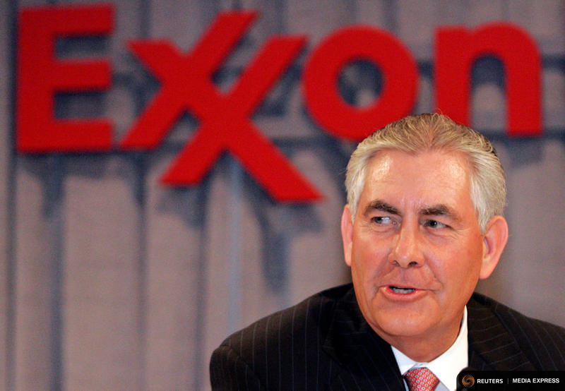 Rex Tillerson is President-elect Donald Trump's nominee for Secretary of State.