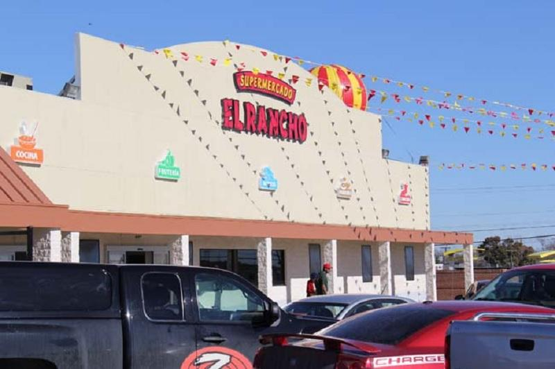 Thirteen El Rancho stores in North Texas closed on Thursday in support of the day without immigrants protest.