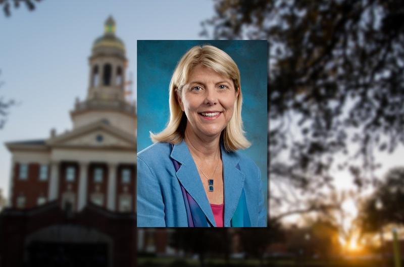 Linda A. Livingstone, the next president of Baylor University.