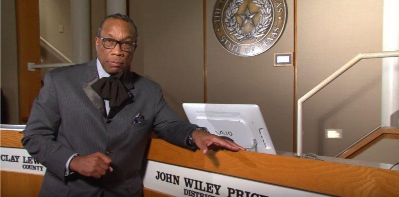 John Wiley Price has been a Dallas County commissioner since the mid-1980s.