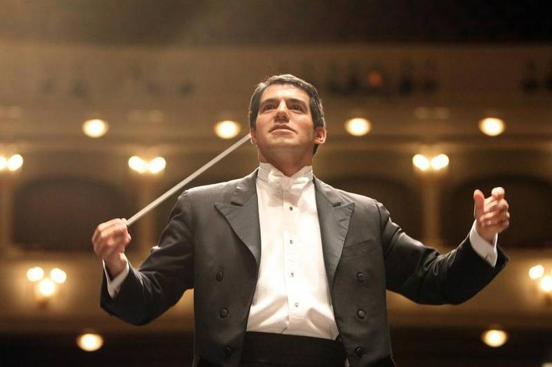 Miguel Harth-Bedoya is the Fort Worth Symphony Orchestra conductor.