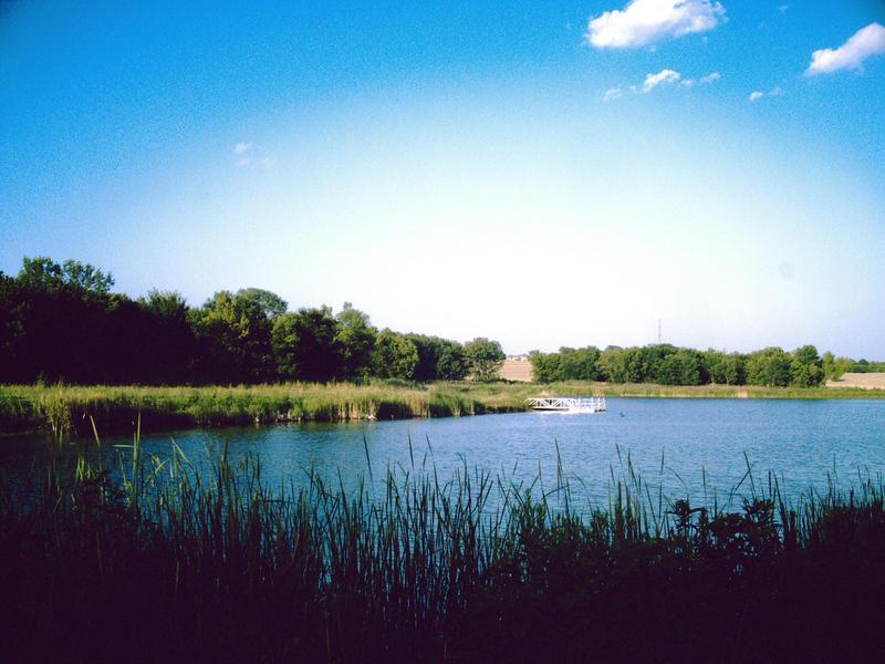 Oak Point Park in Plano.
