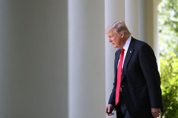 President Trump had been urged by world leaders, scientists and CEOs to keep the U.S. in the Paris climate accord, but the agreement's critics won out.