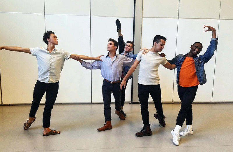 Five guys who just graduated from Booker T. Washington High School in Dallas are headed to Juilliard in New York. That's never happened before at a single high school.