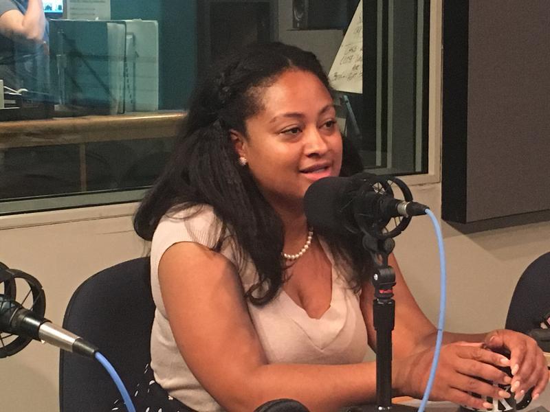Michelle Williams of the of the Dallas Entrepreneur Center in south Dallas.
