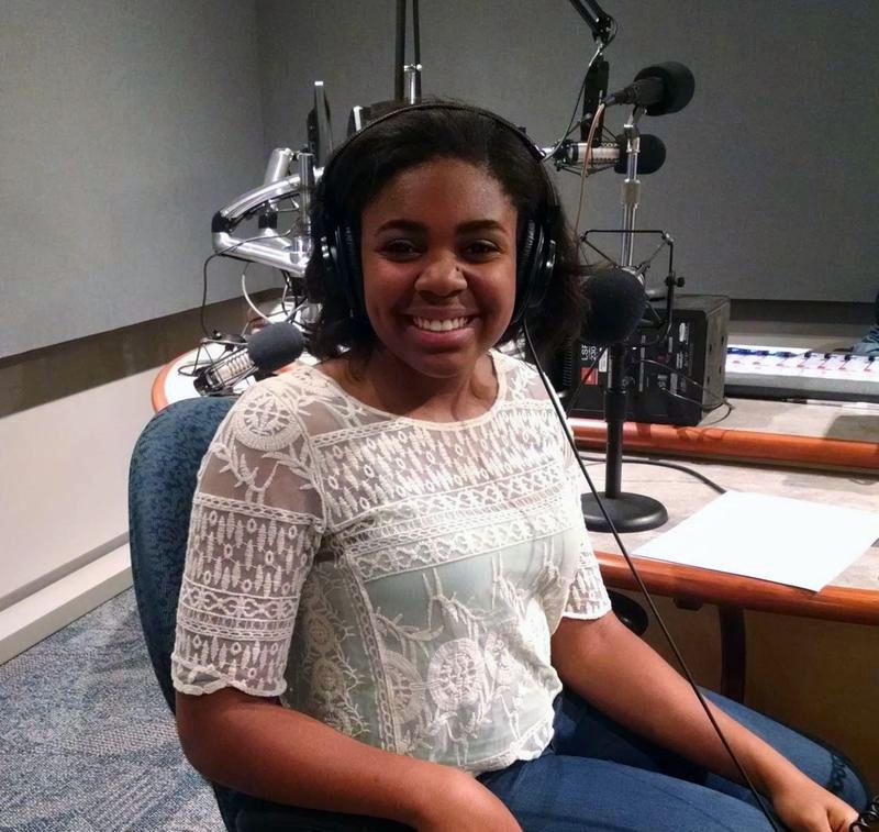 Lauren Moore is entering her sophomore year at Guyer High School in Denton.