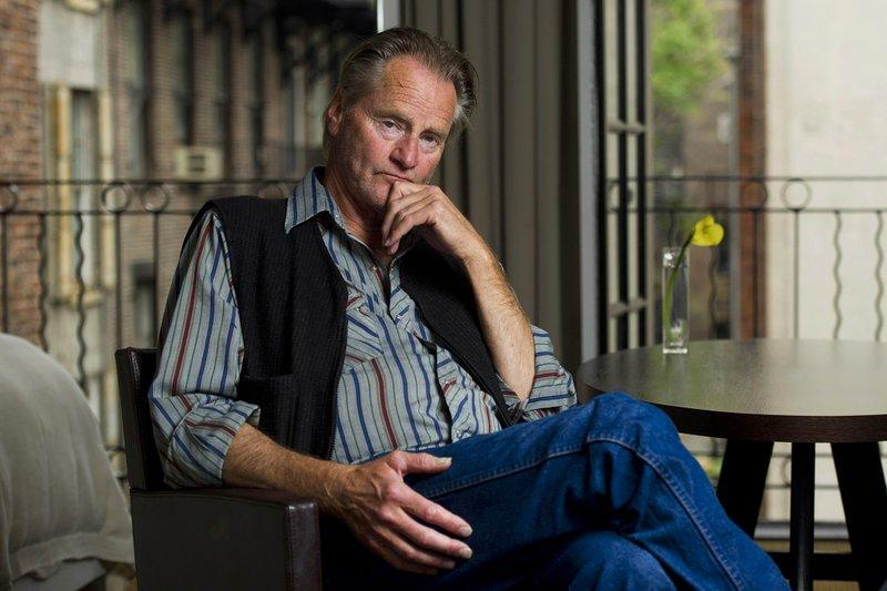 Sam Shepard, 2011, in New York. The playrwight/actor died July 27, 2017 of complications from ALS.