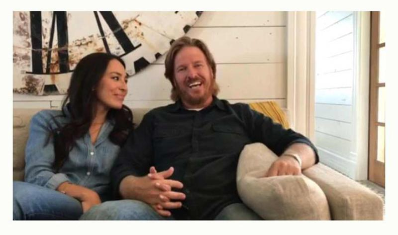 "Joanna and Chip Gaines announced Tuesday the fifth season of HGTV's ""Fixer Upper"" will be the last."