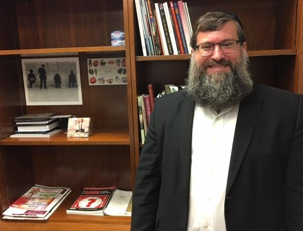 Rabbi Sholey Klein with Dallas Kosher coordinated the effort