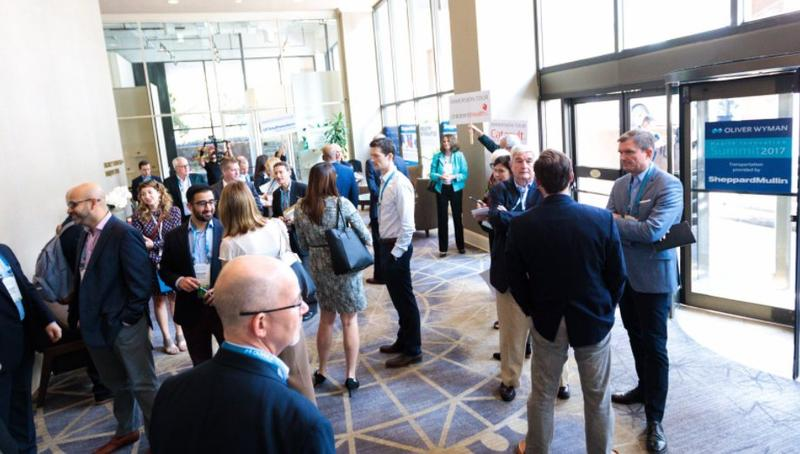 Health care executives from more than 30 states and six countries are at the Fairmont Hotel in Dallas this week trying to predict the future of health care.