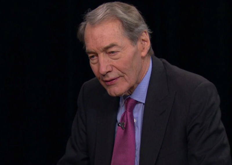 Until sexual misconduct allegations were reported Monday, Charlie Rose hosted programs on PBS, CBS and Bloomberg television.