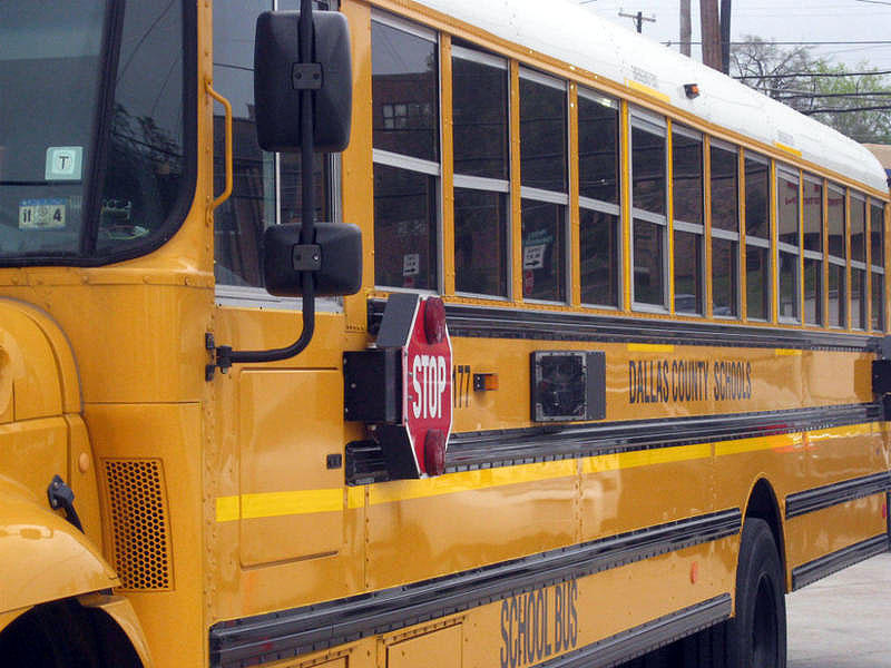 Bus service won't disappear overnight; Dallas County Schools will continue to provide bus service while a state committee decides next steps.