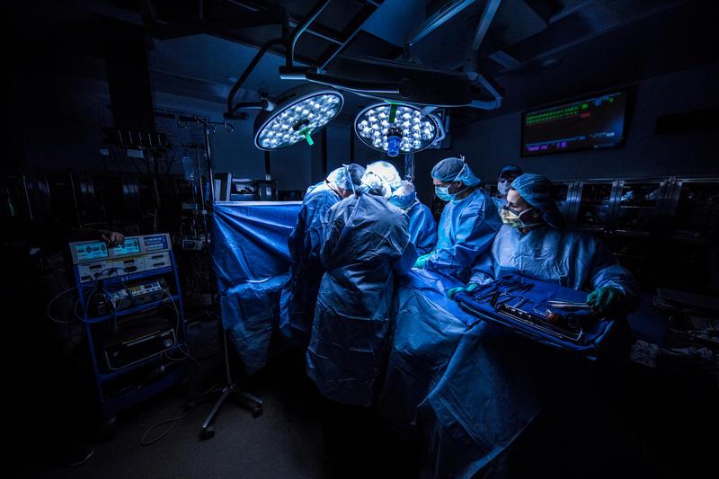 Uterus transplant birth at Baylor University Medical Center in Dallas.