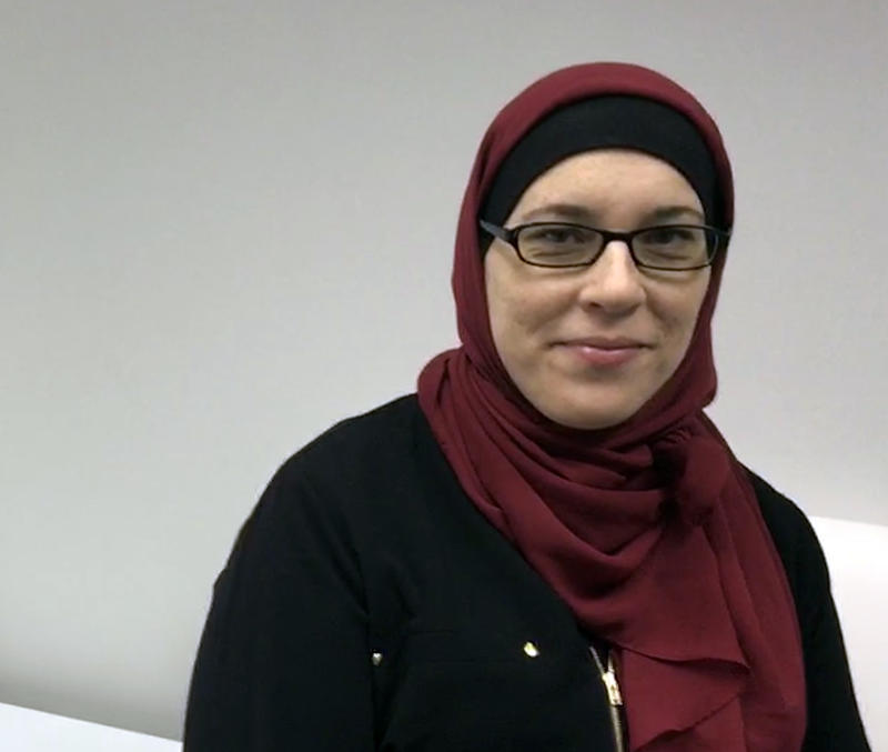 Alia Salem.