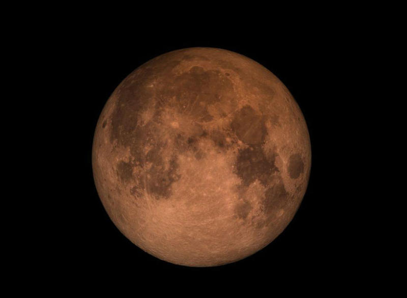 NASA researchers will be observing what happens when the moon's surface cools quickly during the total lunar eclipse on Wednesday.
