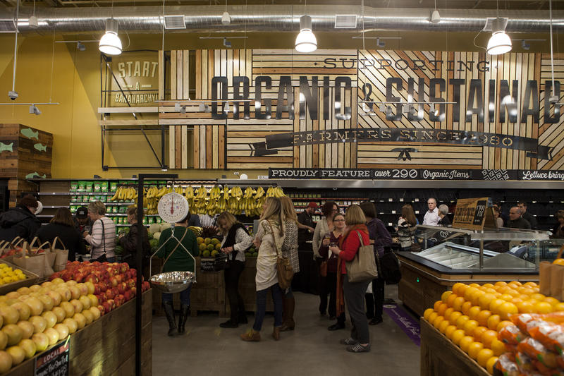 A Whole Foods location in Austin in January 2014.
