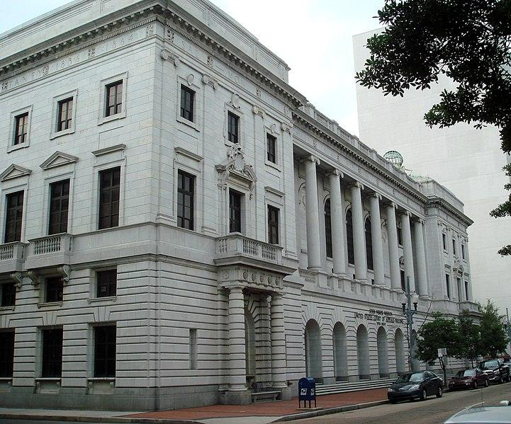 The United States Court of Appeals for the Fifth Circuit in New Orleans, La.